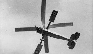 Autogiro Cierva C6 1930