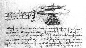 Da Vinci Drehflügler